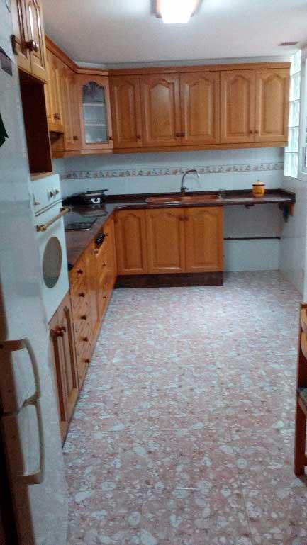 piso en venta av de valencia castellon cocina