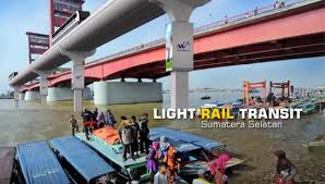 LRT Palembang Butuhkan Suplai Listrik
