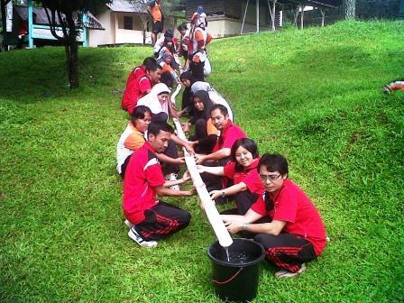 Tempat Gathering outbound di Bogor