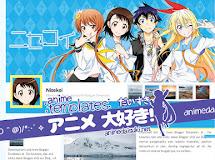 Anime Templates for Blogger: Nisekoi 1st Season