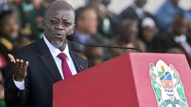 John Magufuli: Tanzania prefers 'condition-free' Chinese aid