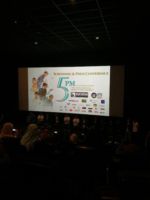 Gala Premiere Film Lima Penjuru Masjid Meriah Sambut Ramadhan