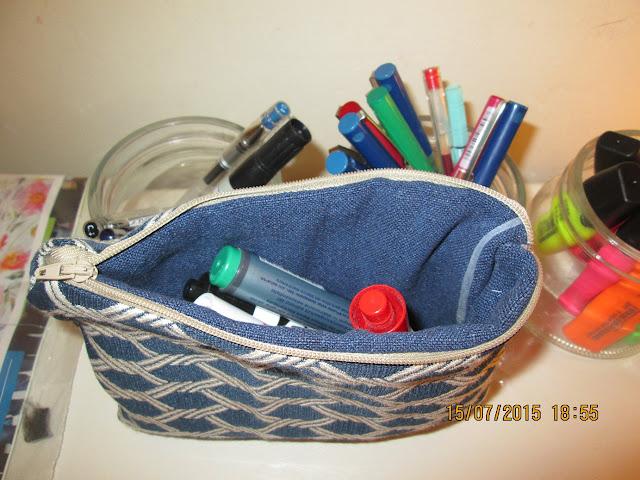 IMG 0182 - הדרכה מצולמת לתפירת קלמר לבית ספר