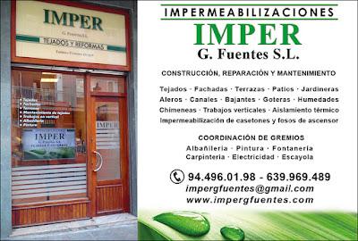 Impermeabilizaciones Imper