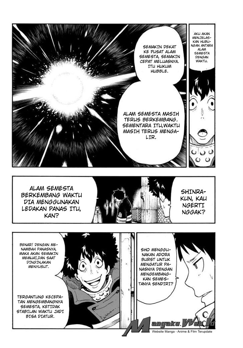 Fire Brigade of Flames Chapter 80-8