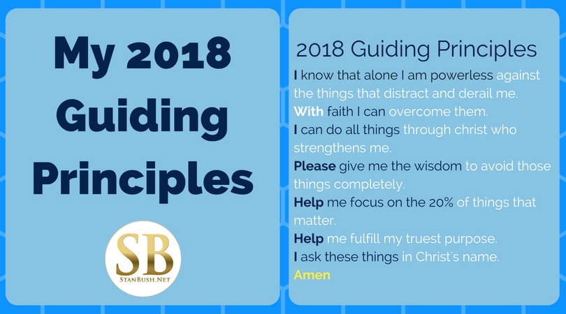 Guiding principles for the 28 Day Challenge