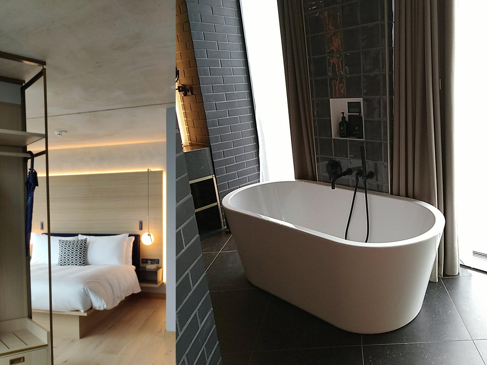 Luxe Badkamer Hotel : Hotspot: duurzame luxe bij qo hotel amsterdam het zero waste project