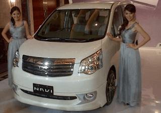 Potongan Harga Toyota NAV-1 Sampai Rp 20 Juta