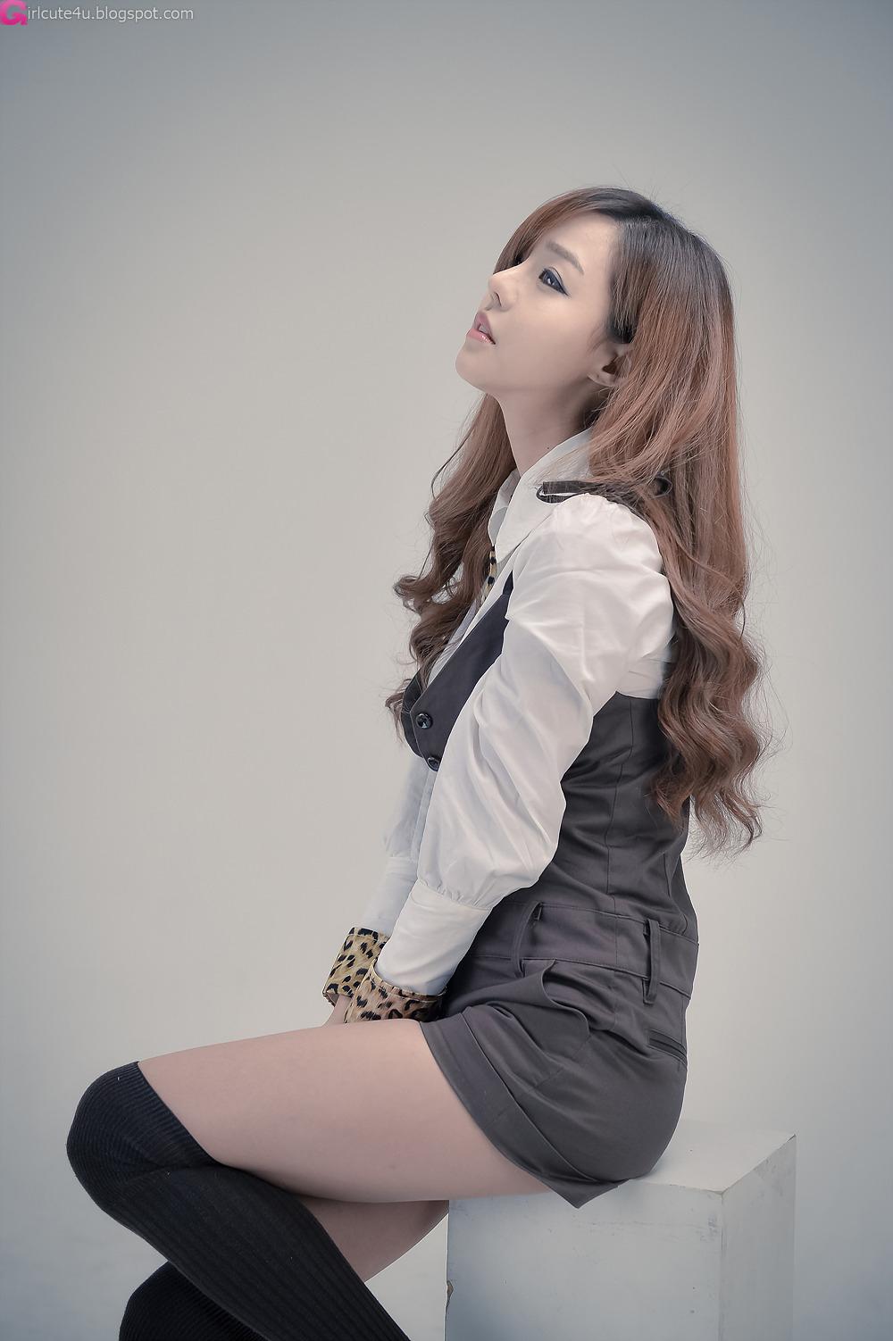 Gorgeous Seo Jin Ah ~ Cute Girl - Asian Girl - Korean Girl