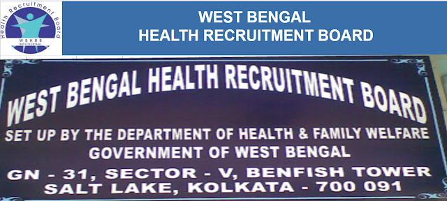 WBHRB Staff Nurse Recruitment GNM, Basic & Post Basic B.sc Nursing