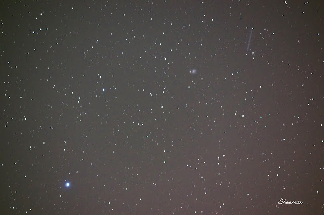 M51  Whirlpool Galaxy 渦狀星系 Pentax k5+O-GPS1  w/DA*200 LPS-P2 Filter, ISO1600 F3.2 90s