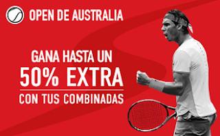 sportium promocion dinero extra open australia 2017