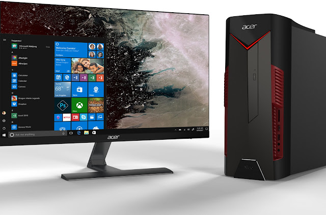 @Acer #Nitro Series #Desktops and #Monitors Satisfy Gamers' Need for Speed #NextAtAcer