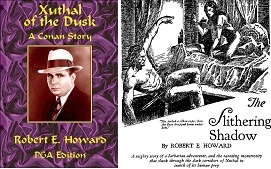 Robert E. Howard A végzet árnyéka