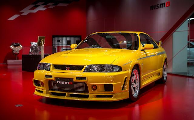Nissan Skyline Nismo400R