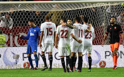Crónica Sevilla FC 2 Vs Valencia CF 1