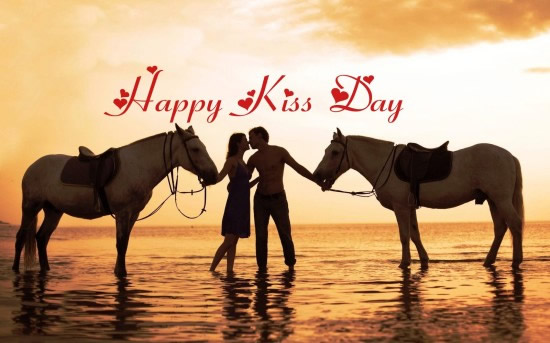 Happy Kiss Day Images pics