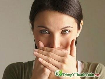 Ợ hơi - Triệu chứng của bệnh trào ngược dạ dày thực quản
