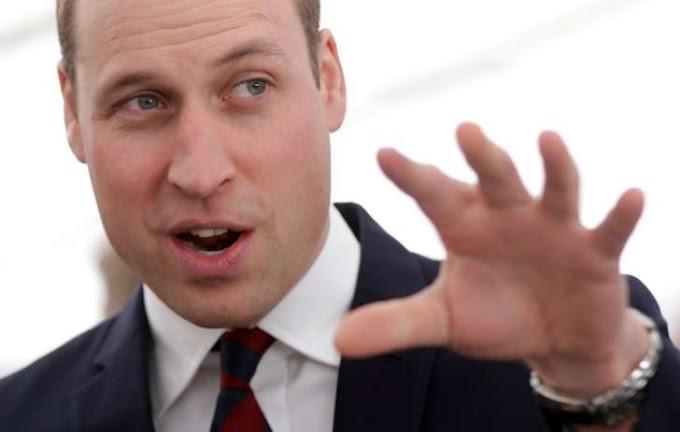 Prince William's Scandalous Ski Trip