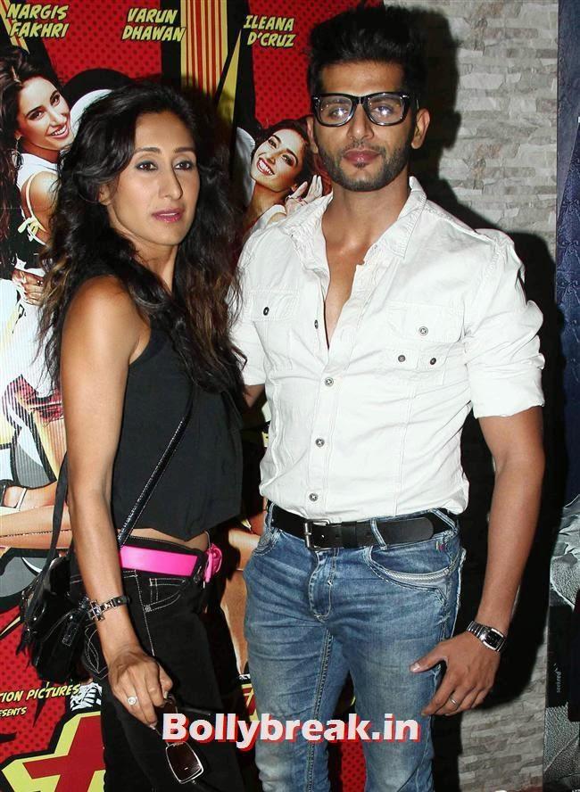 Teejay Sidhu and Karanvir Bohra, Hottest at Main Tera Hero Success BASH