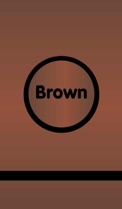 Brown (Black) theme