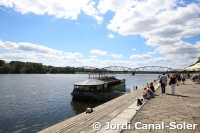 Paseo del Vístula