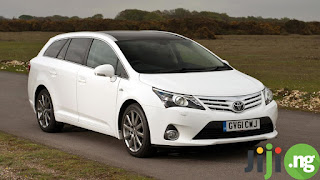 Toyota Avensis: The Ideal Family Car