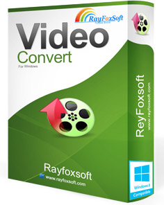 Rayfoxsoft Total Video Converter Discount Coupon