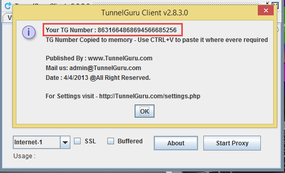 How To get started with TunnelGuru HTTP Tunneling ~ VPN