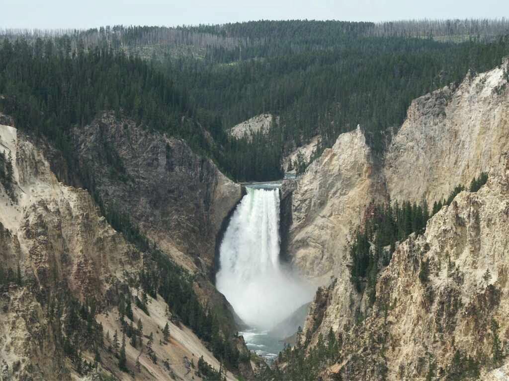 Beautiful Waterfall Wallpaper Rivers Nature Wallpaper