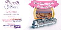 Logo Bauli ''Una Meraviglia di Colazione''. Vinci buoni spesa da 100€ e crociere MSC : Anticipazione !