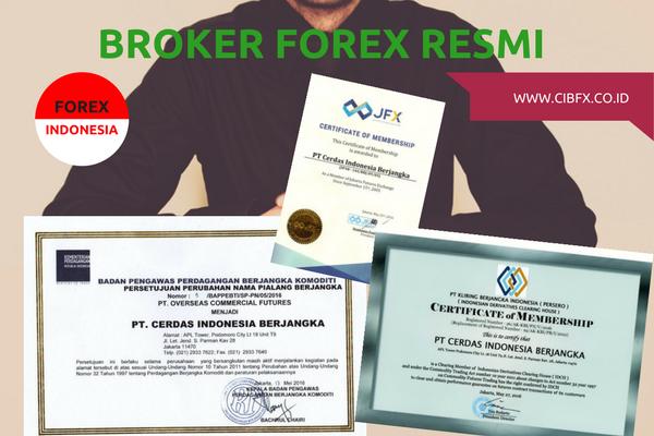 Daftar broker forex terpercaya indonesia
