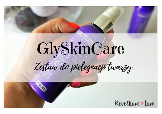 GlySkinCare - zestaw do pielęgnacji twarzy od Diagnosis