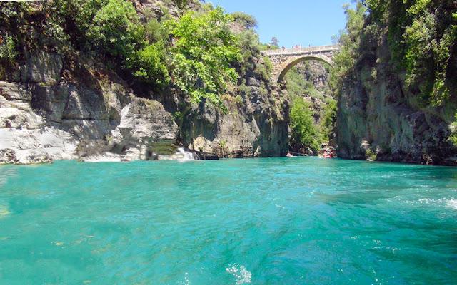Antalyada gezilebilecek yerler