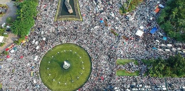 Dulu Gerakan 212 Didukung NU Dan Muhammadiyah, Sekarang?