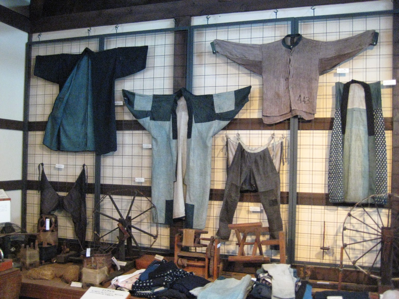 Towada Museum of History and Folklore 十和田湖民俗資料館