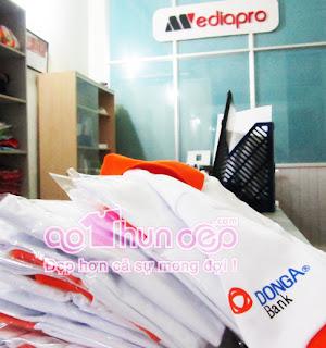 Đồng phục Ngân hàng Đông Á - DongA Bank