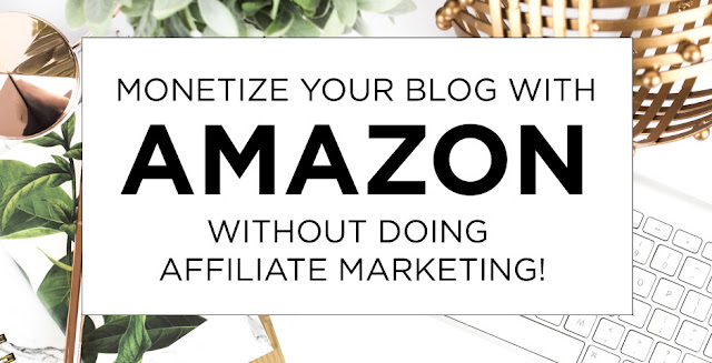 Monetisasikan Blog Anda Dengan Produk Niche Amazon