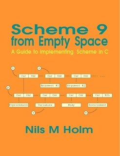 Scheme 9 from Empty Space: A Guide to Implementing Scheme in C