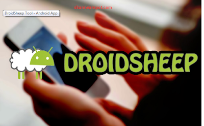 DroidSheep Tool Android App for Android Hackers