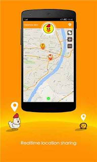 Realtime Location Sharing