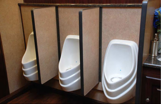 Men's Odorless Urinals