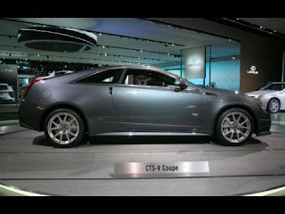 2012 Cadillac CTS-V Coupe Review, Specs, Price and Photos