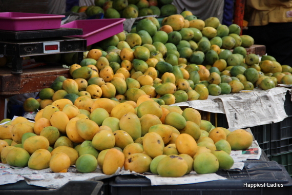Mango Jackfruit Fest 2016 Mysore