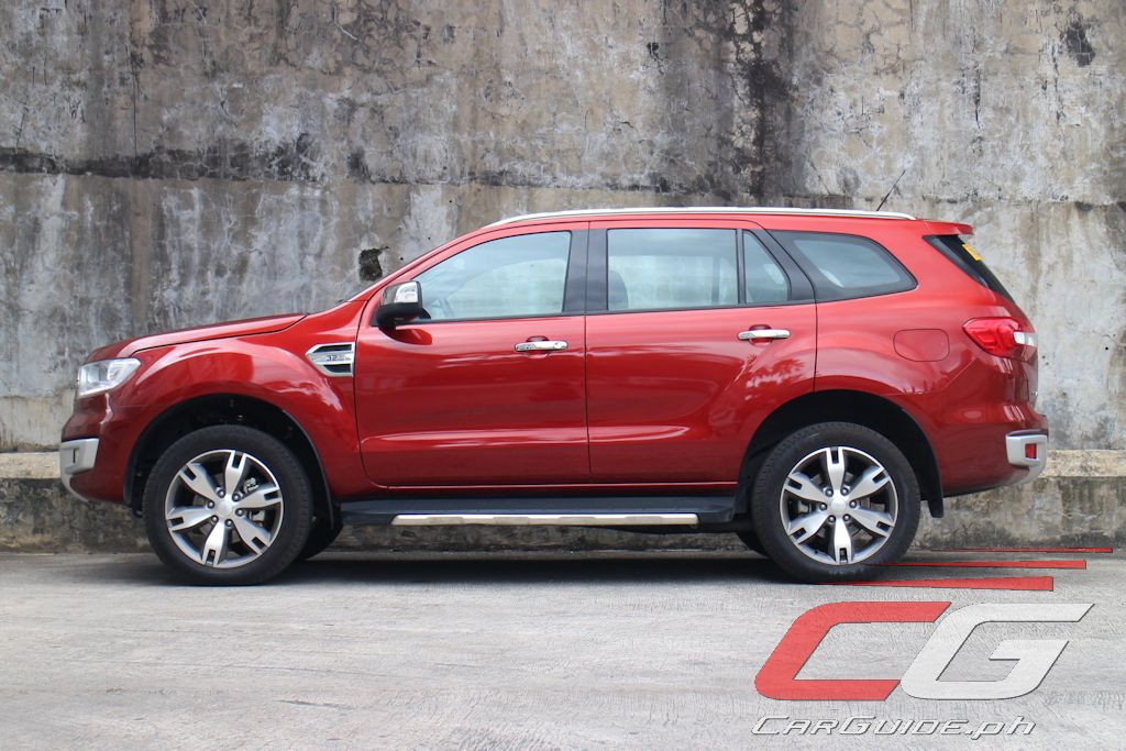 Review: 2020 Ford Everest Titanium+ 3.2 4WD | CarGuide.PH - Philippine ...