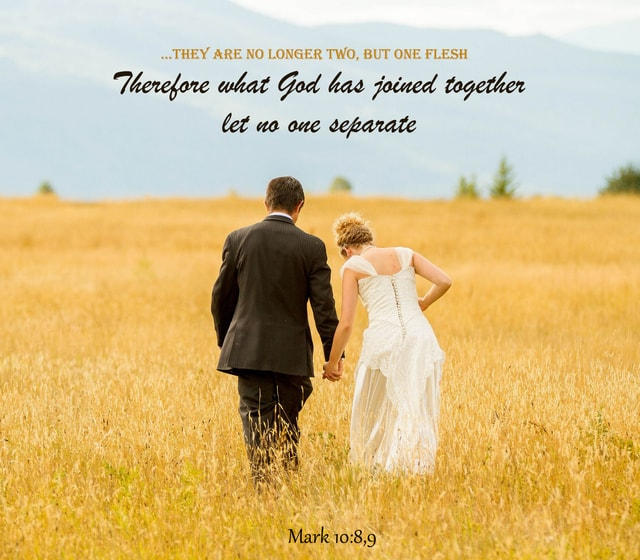 bible quotes on marriage and love