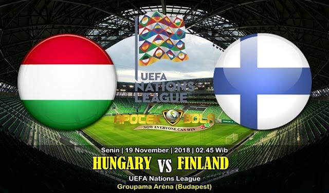 Prediksi Hungary Vs Finland 19 November 2018