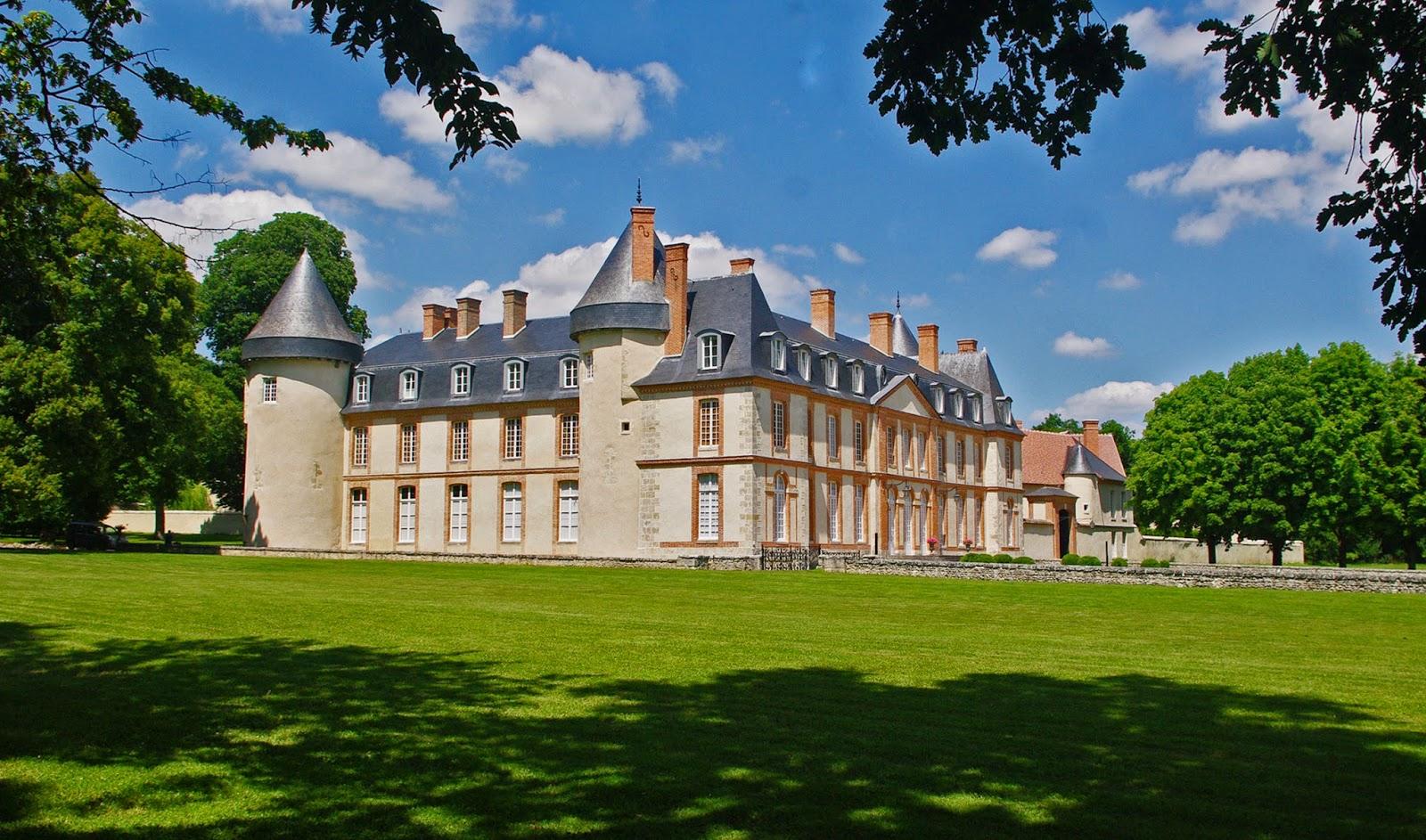 château de malesherbes GR1