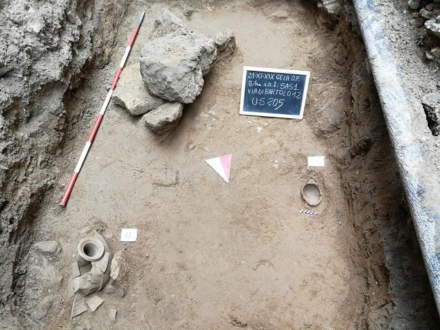Αρχαία ελληνική νεκρόπολη ανακαλύφθηκε κατά τη διάρκεια εργασιών οδοποιίας στον Γέλα της Σικελίας