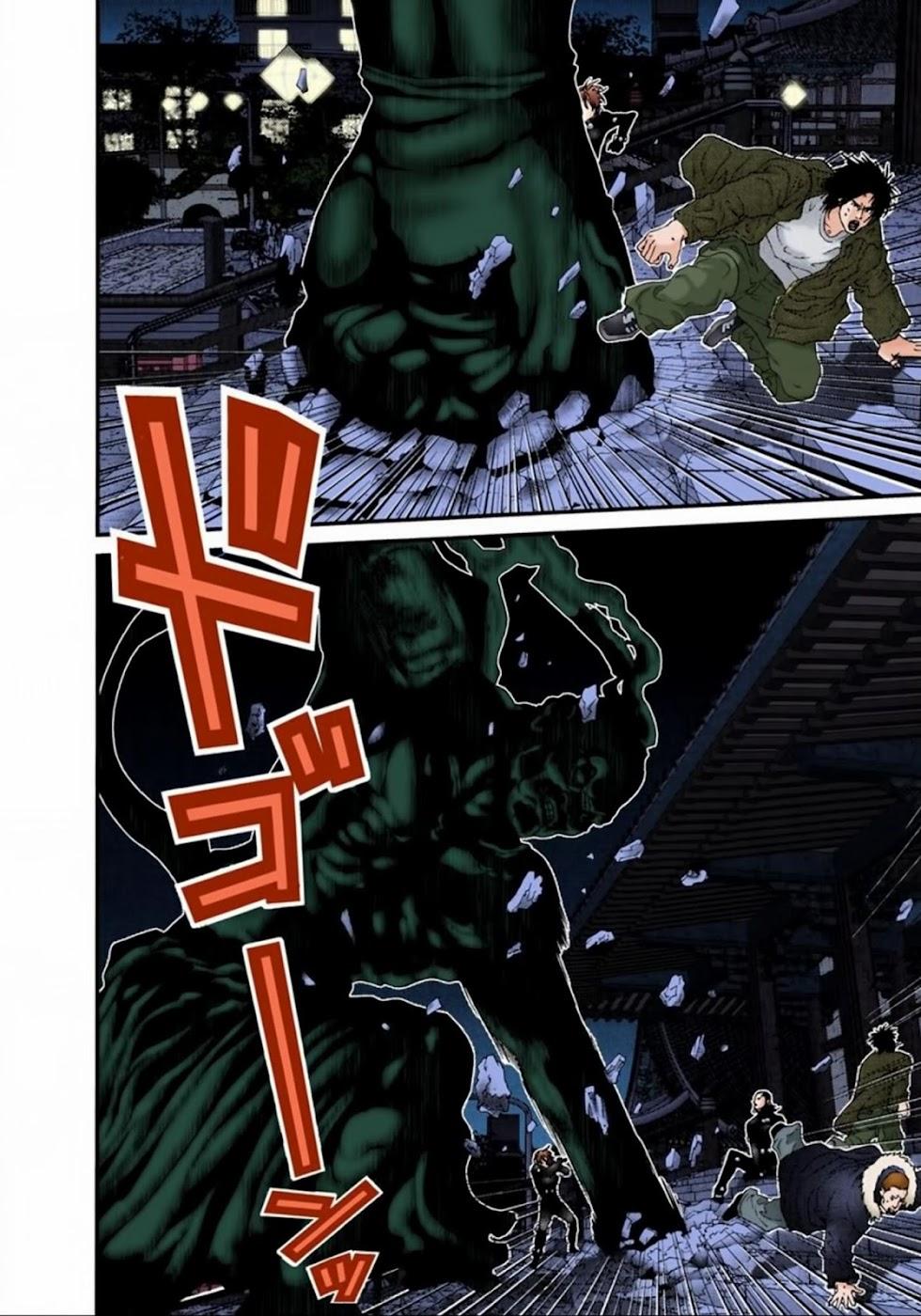 Gantz Chap 64: Chiến đấu trang 6